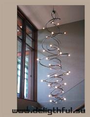 люстра BODNER chandeliers 01-05