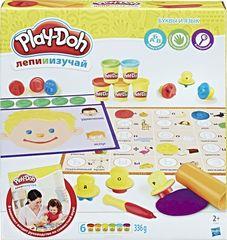Play-Doh Набор для лепки Буквы и языки