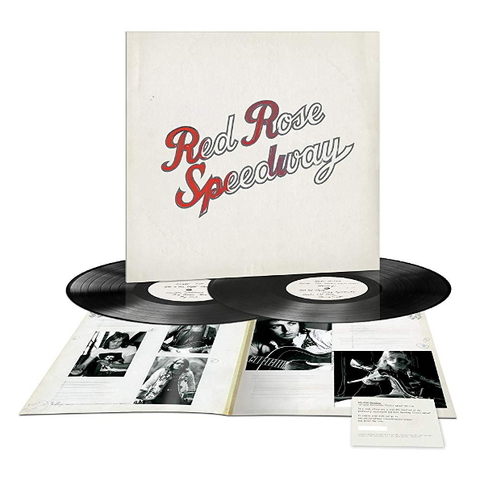 Wings / Red Rose Speedway (2LP)