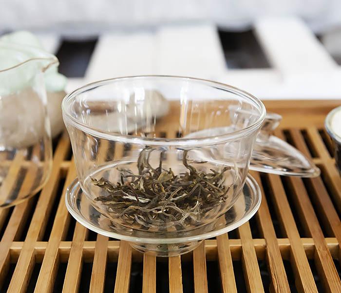 TEA-CH102 Китайский зеленый чай «Ворсистые Пики» (Сы Мао Мао Фэн, 50 гр) фото 08