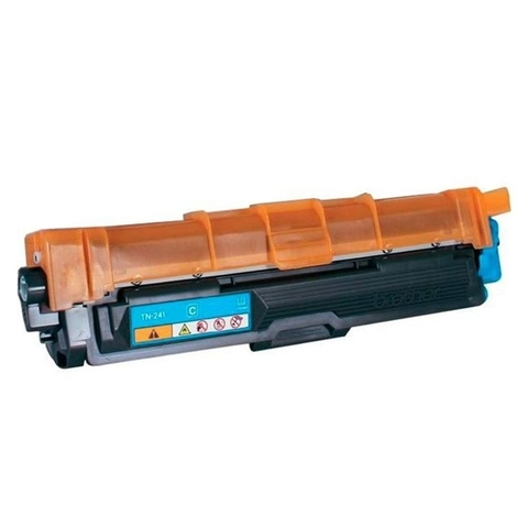 Картридж совместимый TN-241C/245C голубой для Brother HL-3140CW, HL-3150CDN, HL-3170CDW. 2.5K Cyan