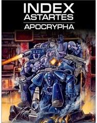 Index Astartes: Apocrypha. Обложка