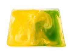 Мыло ручной работы (глицериновое) Лимонная свежесть, брусок,1000g ТМ Мыловаров