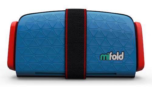 Mifold Бустер автомобильный Grab-and-Go Denim Blue