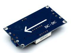 Регулятор напряжения LM2596S с цифровым индикатором