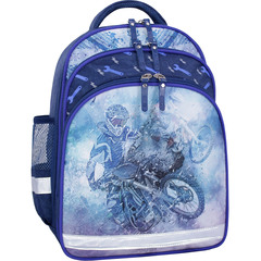 Рюкзак школьный Bagland Mouse 225 синий 534 (0051370)