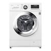 Узкая стиральная машина LG с функцией пара Steam F1296WDS3