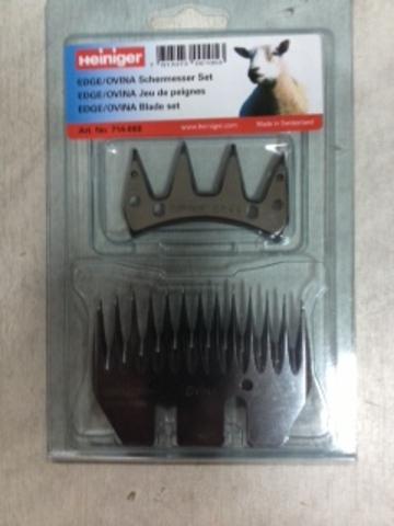 Ножи для стрижки овец Heiniger (Швейцария)