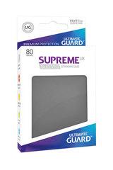 Ultimate Guard - Темно-серые протекторы 80 штук в коробочке