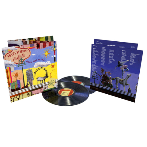 Paul McCartney / Egypt Station (Deluxe Edition)(2LP)