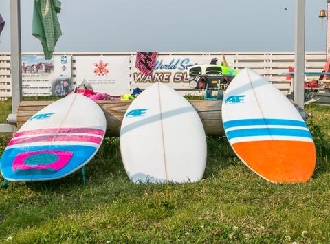 Вейксерф A-Frame Surf Machine 4'10