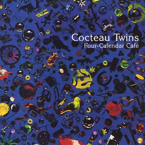 Cocteau Twins / Four-Calendar Cafe (LP)
