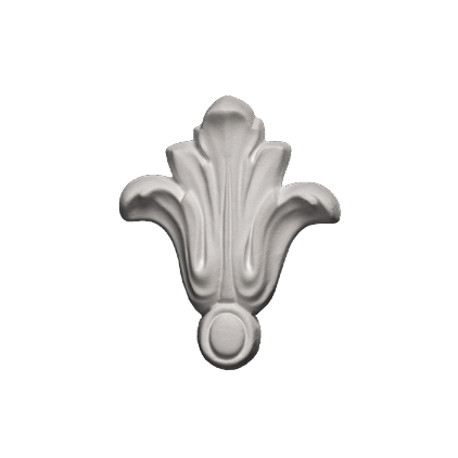 Орнамент Европласт из полиуретана 1.60.005, интернет магазин Волео