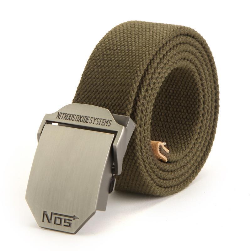 Ремень NOs Belt (олива)