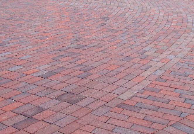 Клинкерная тротуарная плитка Feldhaus Klinker, P405KF,
