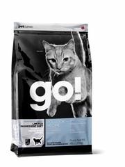 Корм беззерновой для котят и кошек, GO! Natural holistic, Sensitivity + Shine Grain Free Pollock Cat Recipe, с чувствительным пищеварением, с минтаем