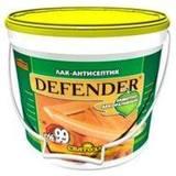 """Святозар-99 Лак-антисептик """"DEFENDER"""" с биоцидами 0.8л/0.8кг бесцветный."""