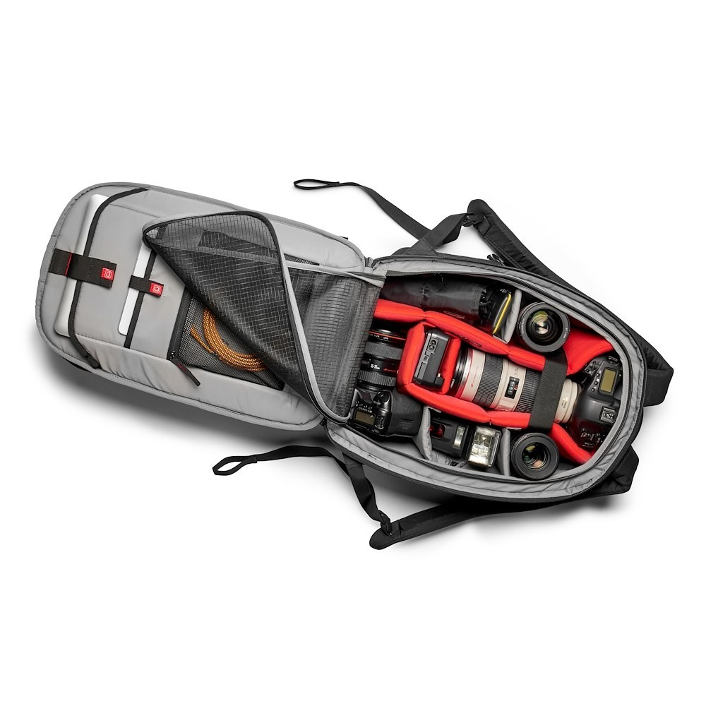 Manfrotto PL-BP-R-310 Pro Light Camera Backpack RedBee-310