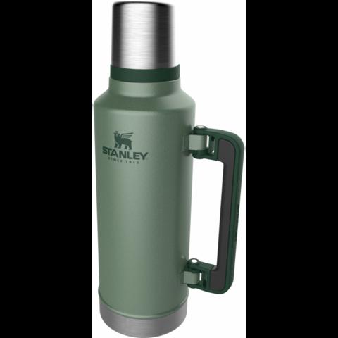 Термос Stanley Classic темно-зеленый (1.9 литров)