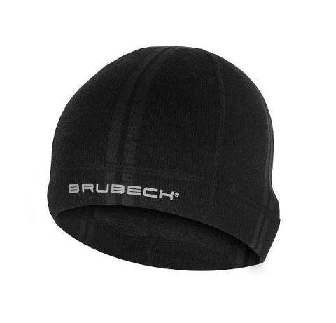 Шапка Brubeck черная (HM10100) унисекс