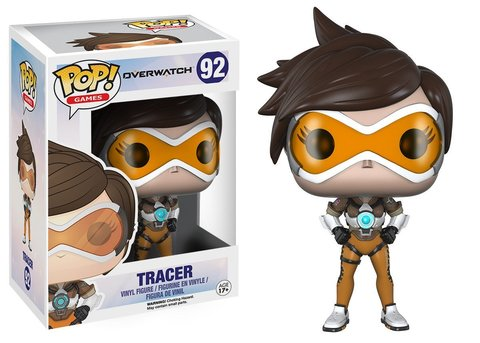 Фигурка Funko POP! Vinyl: Games: Overwatch: Tracer 9298
