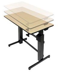 Регулируемый по высоте стол Ergotron WorkFit-D (24-271-928)