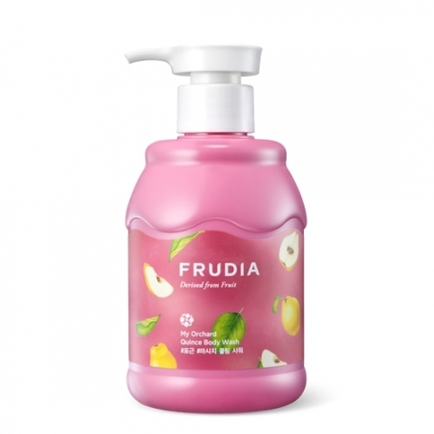 Гель для душа с айвой Frudia My Orchard Quince Body Wash 350мл