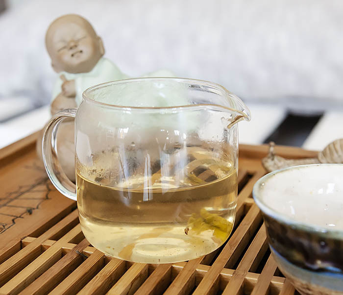 TEA-CH102 Китайский зеленый чай «Ворсистые Пики» (Сы Мао Мао Фэн, 50 гр) фото 11
