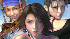 NS: Final Fantasy X/X-2 HD Remaster (английская версия)
