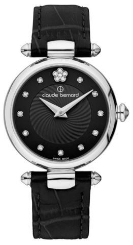 Купить женские наручные часы Claude Bernard 20501 3 NPN2 по доступной цене