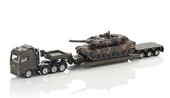 Тягач с танком «Leopard» 1:87