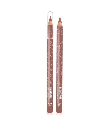 LuxVisage Карандаш для губ тон 54 коричнево-розовый