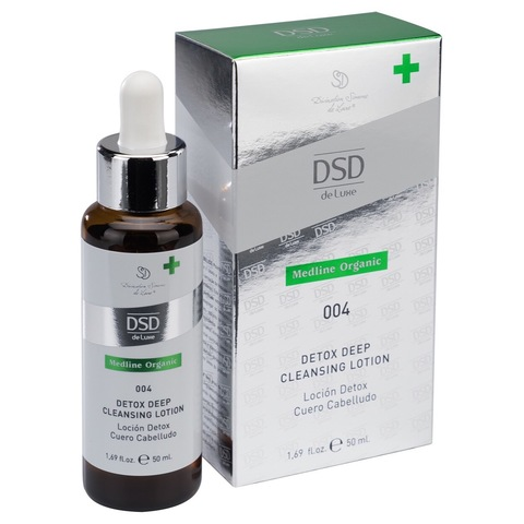 DSD de Luxe Детокс лосьон для глубокого очищения 004 Detox Deep Cleansing Lotion