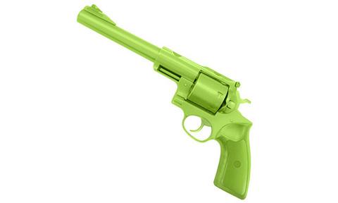 Макет револьвера Cold Steel модель 92RGRHZ Redhawk Training