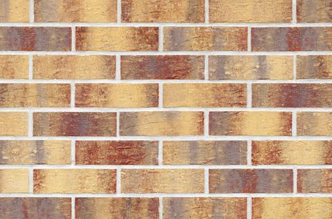 King Klinker - Rainbow brick (HF15), Old Castle, 240x71x10, NF - Клинкерная плитка для фасада и внутренней отделки