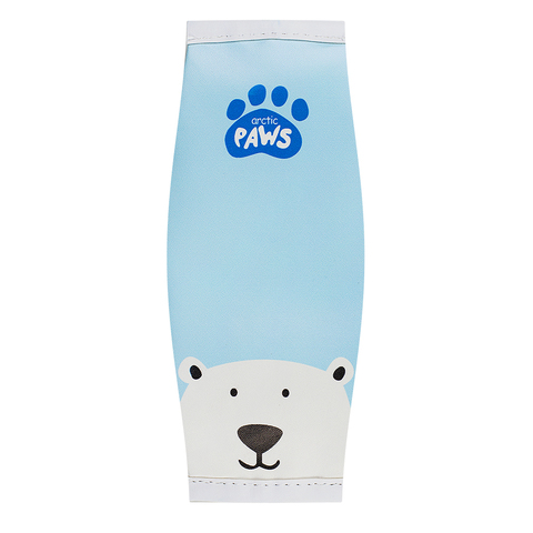 Пенал Paws Polar Bear