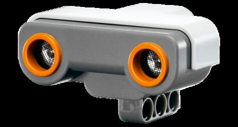 LEGO Education Mindstorms: Датчик расстояния для микрокомпьютера NXT и EV3 9846