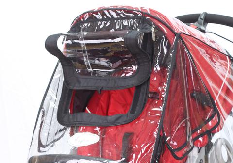 Дождевик на коляску Cam Cortina (-25°С) Esspero Cabinet Lux