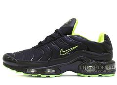 Кроссовки Мужские Nike Air Max Plus (TN) Black / Green
