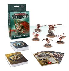 Warhammer Underworlds: Shadespire – Spiteclaw's Swarm