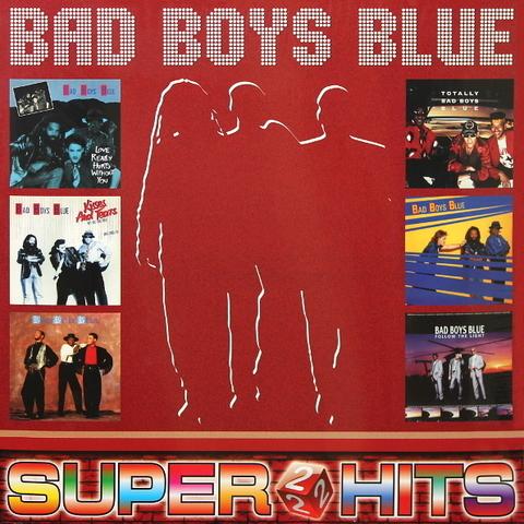 Bad Boys Blue / Super Hits 2 (LP)
