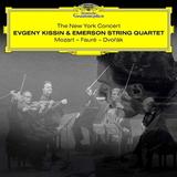 Evgeny Kissin & Emerson String Quartet / The New York Concert: Mozart - Faure - Dvorak (2CD)