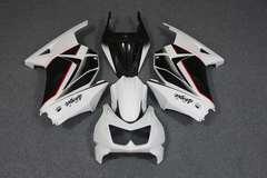 Комплект пластика для мотоцикла Kawasaki Ninja 250R Бело-Черный