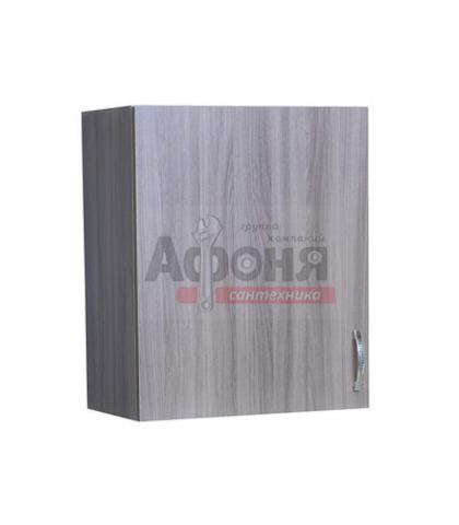 Шкаф для посуды 40 цвет дуб темный (ЛДСП)
