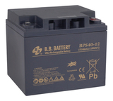 Аккумулятор для ИБП B.B.Bаttery BPS40-12  (12V 40Ah / 12В 40Ач) - фотография