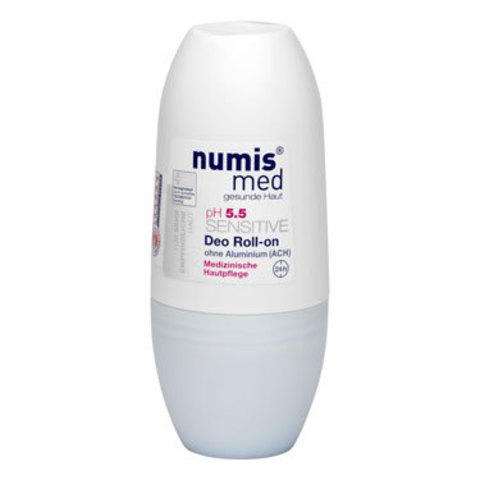 Дезодорант шариковый Sensitive NUMIS MED