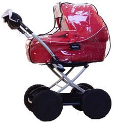 Дождевик на коляску-люльку (-15°С) Esspero Newborn
