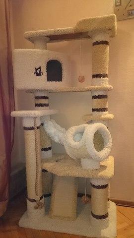 Домик для кошки И-18