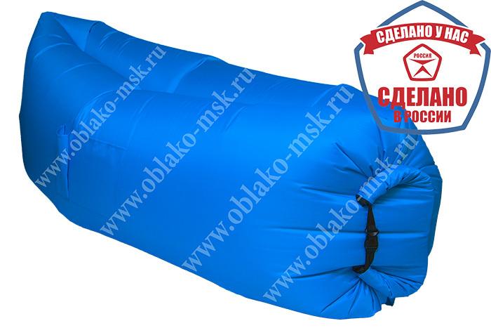Надувной диван (Lamzac) Standart Голубой