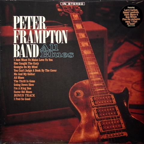 Peter Frampton Band / All Blues (2LP)